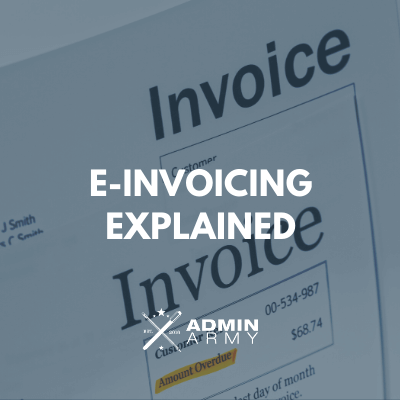 admin-army-bookkeeping-virtual-assistant-nz-e-invoicing-explained