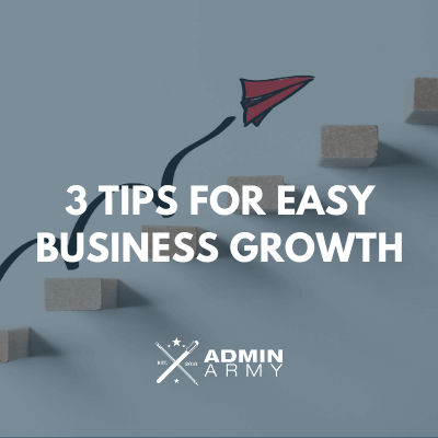 admin-army-bookkeeping-virtual-assistant-nz-3-tips-easy-business-growth